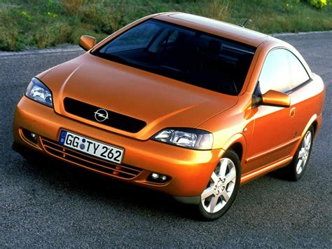 Opel Astra Coupé Technical Details, History, Photos On