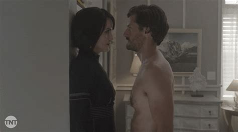 This Ultraintense Sex Scene From Tnts Good Behavior Is