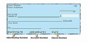 How To Find Your Bank U0026 39 S Routing Number