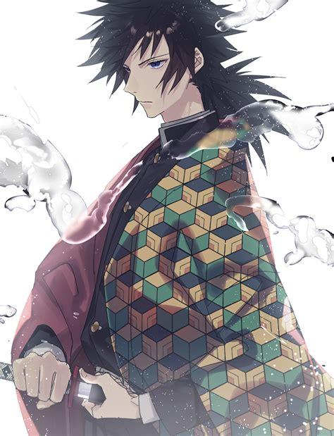 tomioka giyuu kimetsu  yaiba image