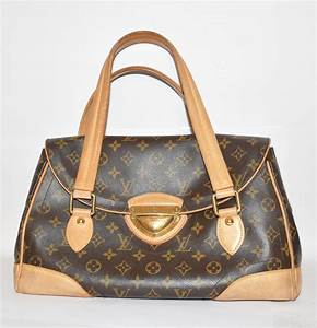 Tasche Louis Vuitton : original louis vuitton beverly monogram canvas tasche bag ~ A.2002-acura-tl-radio.info Haus und Dekorationen