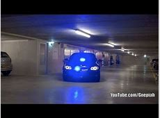 Undercover BMW Police LED lights YouTube