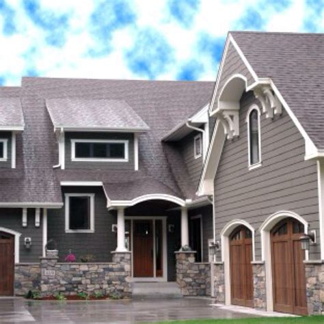 Exterior Color Schemes  Casual Cottage