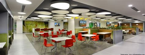 Ideas For Kitchen Themes - office cafeteria design idprop blog