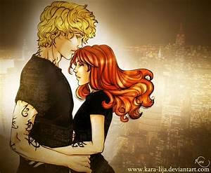 Jace & Clary - Jace & Clary Fan Art (24608386) - Fanpop