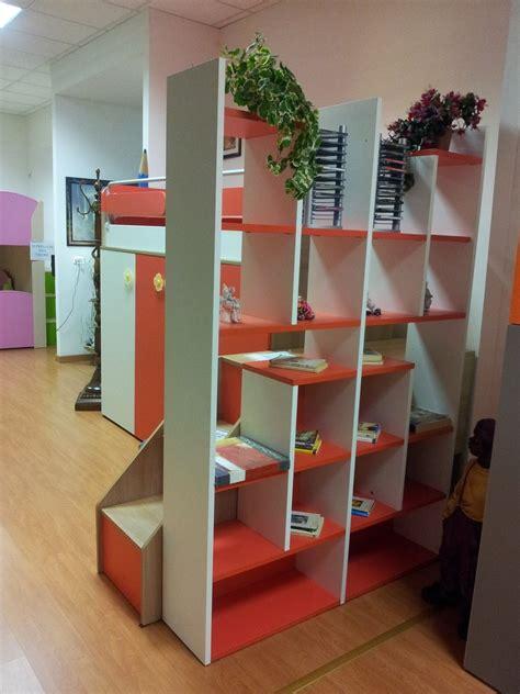 libreria la tarantola modena cameretta soppalco con libreria e scrittoio scontata with