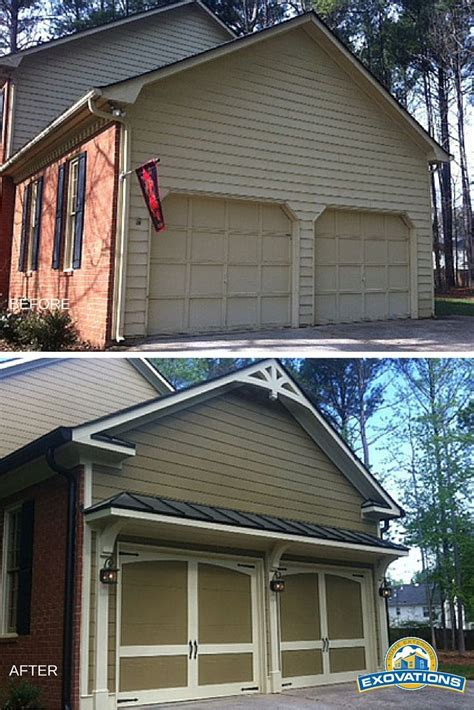 Window In Roof Is Called by This Home Makeover Included An Update To The Garage The