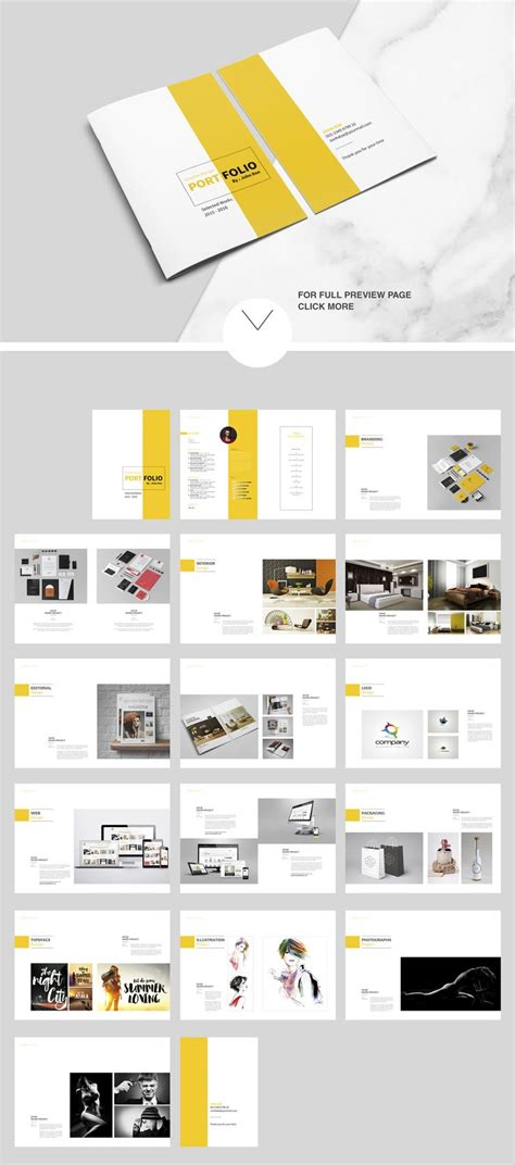 indesign portfolio brochure vol   tujuhbenua