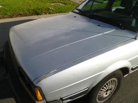 automobile air conditioning repair 1984 volkswagen quantum parental volkswagen quantum turbo diesel used for sale photos technical specifications description