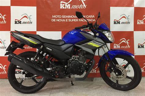 Yamaha Fazer ys 150 SED 2020 Azul | KM Motos | Sua Loja de ...