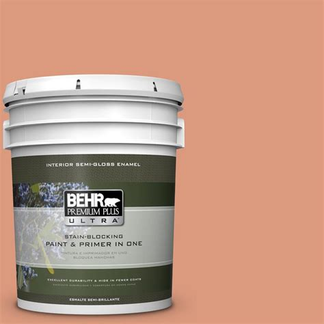 behr premium plus ultra 5 gal mq1 27 dazzle and delight gloss enamel interior paint and