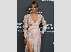 Halle Berry 2019 Pirelli Calendar Launch Gala in Milan