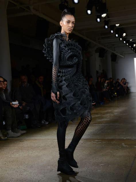 printed biomimicry dresses printed fashion design
