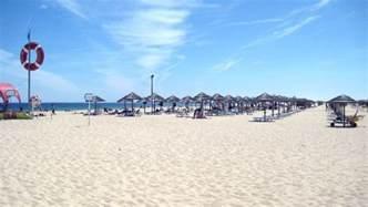 Tavira Island Beach