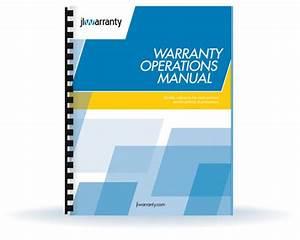 Warranty Operations Manual    Jlwarranty