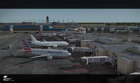charlotte douglas international airport kclt