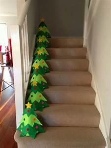 Weihnachtsdeko Ideen 2017 : 1001 dekoideen weihnachten das treppenhaus ~ Whattoseeinmadrid.com Haus und Dekorationen
