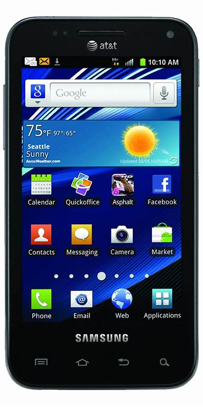 Mobile Phone Samsung Captivate Android Glide Clipart