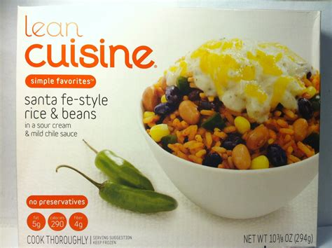 lean cuisine food dude review lean cuisine simple favorites