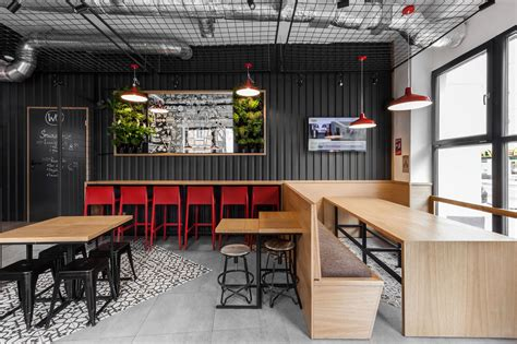 modular homes interior mode lina designs shipping container like burger cafe in