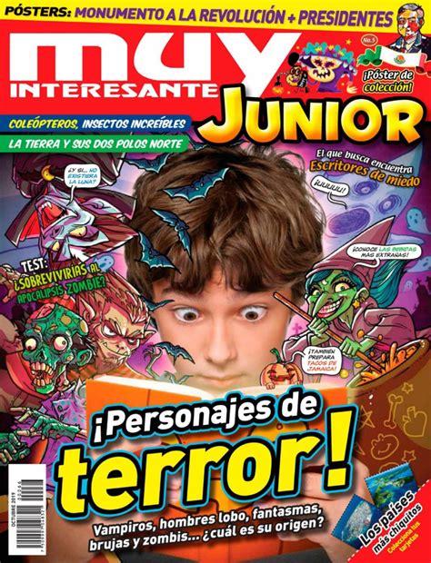Muy Interesante Junior-Octubre 2019 Magazine - Get your ...