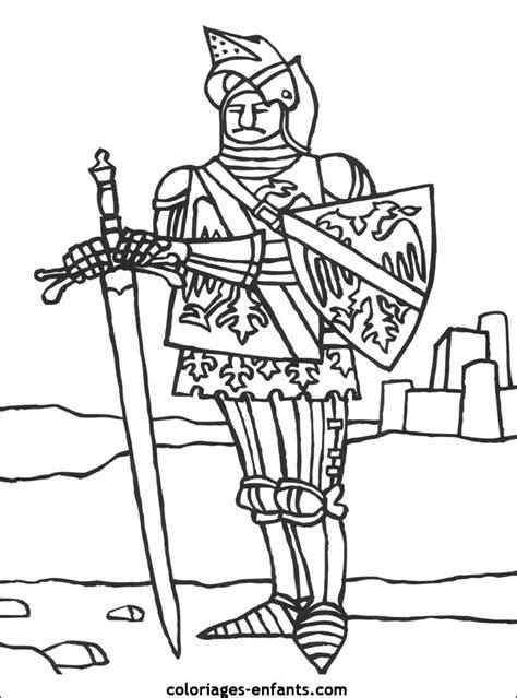 s 233 lection de dessins de coloriage chevalier 224 imprimer sur laguerche page 8
