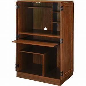 Hideaway Computer Desk Cabinet Plans DIY Free Download