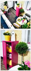 Kleinen Balkon Gestalten Günstig : kleinen balkon gestalten die neueste innovation der ~ Michelbontemps.com Haus und Dekorationen