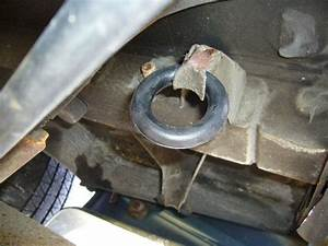 Fix A Broken Exhaust Hanger  Muffler Strap  On Your Car