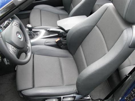 siege auto bmw serie 1 série 1 coupé sans cuir série 1 bmw forum marques