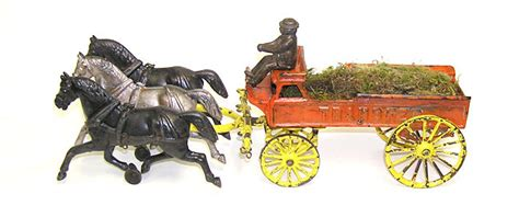 The official account of the summer football podcast, transfercast. Dent Cast Iron Horse Drawn Transfer Wagon Large -Nice!