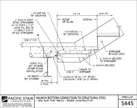 L400 Precast  Pacific Stair Corporation