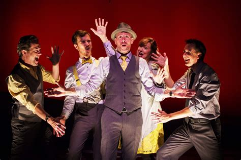 The Broad Stage Presents Impro Theatre Residency at The ...