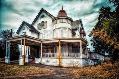 Haunted Attractions In Nj And Pa by These 10 Abandoned Buildings In Virginia Will Send Chills