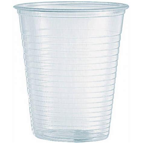 Bicchieri Di Plastica Trasparenti by Bicchieri In Plastica Acqua Monouso Trasparenti 200cc 30x100pz