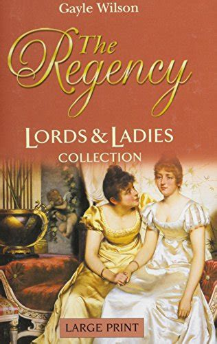 Lady Sarah S Son Regency Lords And Ladies Collection By