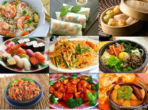 culture cuisine what think about foods and asians fusionfood