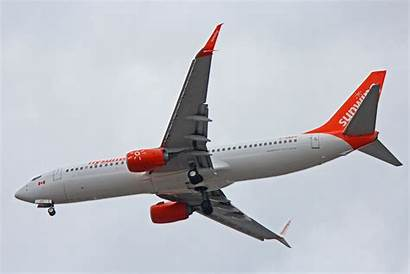 737 Boeing 800 Sunwing Airlines Toronto Airplanes