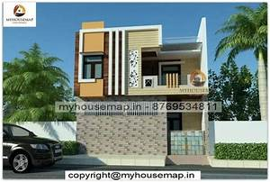 First, Floor, House, Front, Elevation, Designs, Archives