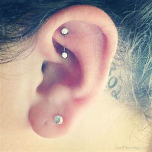 46+ Tragus And Rook Piercing Pictures