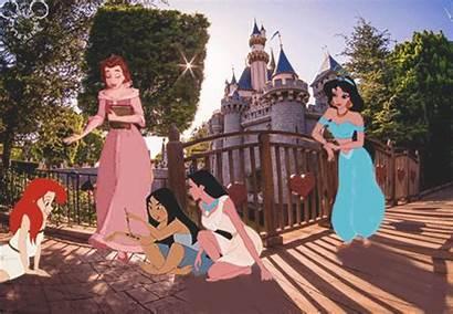 Disney Princess Jasmine Disneyland Mermaid Beast Beauty
