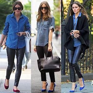 10 modi per indossare la camicia di jeans u2022 Consulente di ...