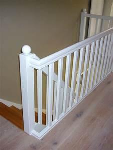 Holz Weiß Streichen : gel nder und stufen f r bestehende treppen ~ Markanthonyermac.com Haus und Dekorationen