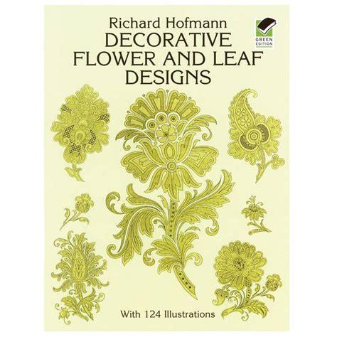 decorative flower and leaf designs 187 decorative flower and leaf designs