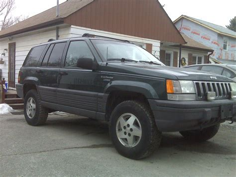 1995 jeep grand cherokee lowerexpactions 1995 jeep grand cherokee specs photos