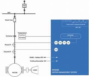 Multilin 469 Wiring Diagram