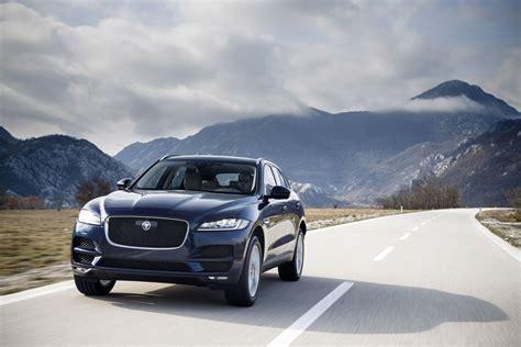 Jaguar Announces 240 Hp Twin-turbo Diesel For 2018 F-pace