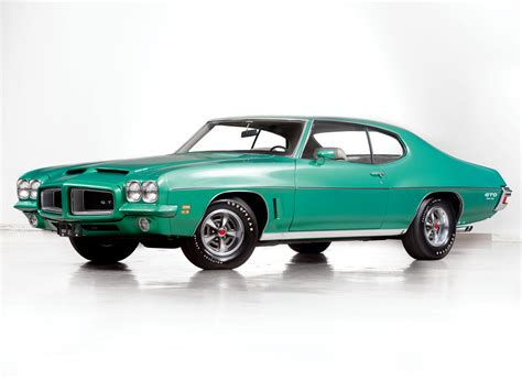 Classic Pontiac Wallpaper by 1972 Pontiac Gto Coupe Classic J Wallpaper