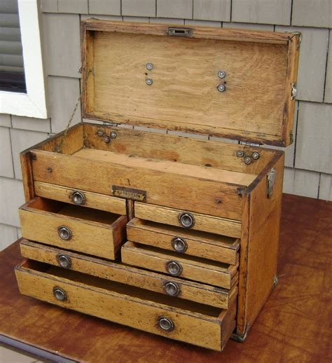 union tool chest works style  collectors weekly