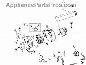 Parts For Admiral Adg7000aww  Motor  U0026 Drive Parts